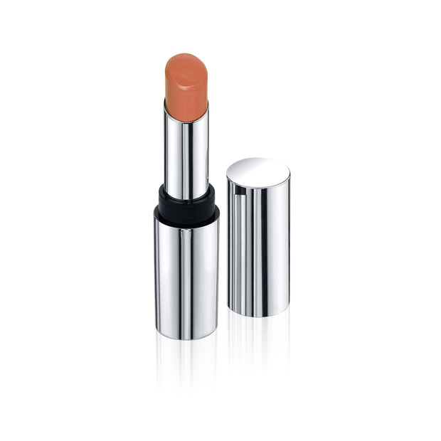 Diamond Powder Satin Lipstick Nudes Collection (Silver) - Peachfully Speaking