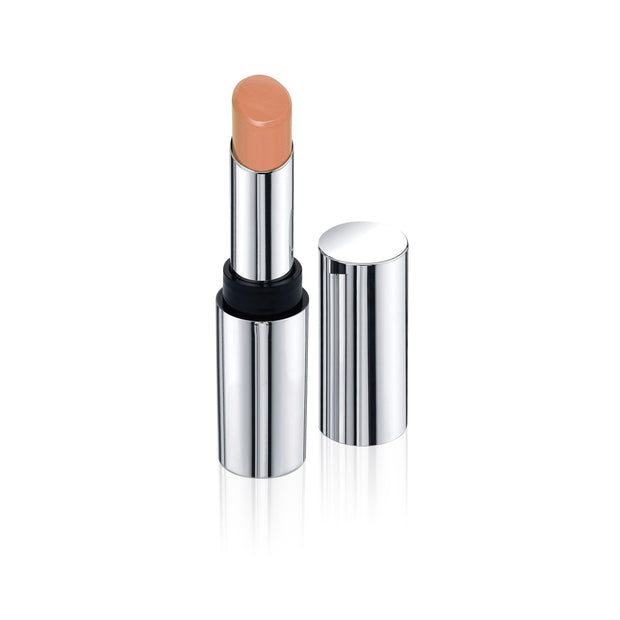 Diamond Powder Satin Lipstick Nudes Collection (Silver) - Tender Tone