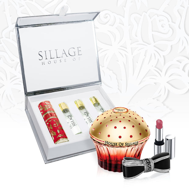Ethereal Rose | Beauty & Fragrance Set For Her ($963 Value)