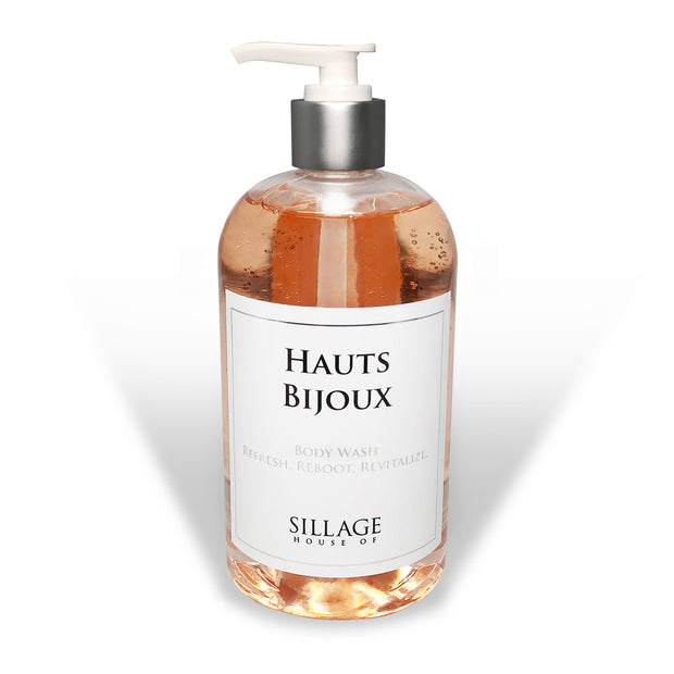 Hauts Bijoux body wash - House of Sillage