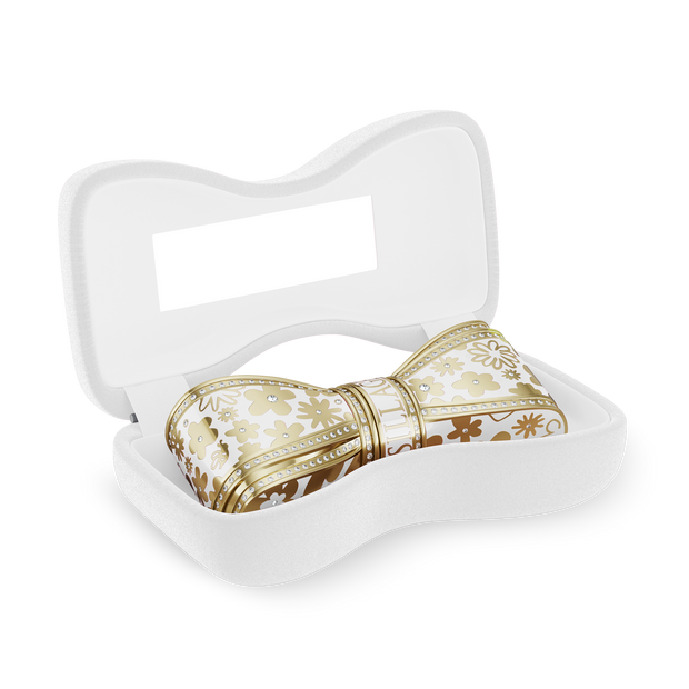 Whispers Of Innocence Bow Lipstick Case
