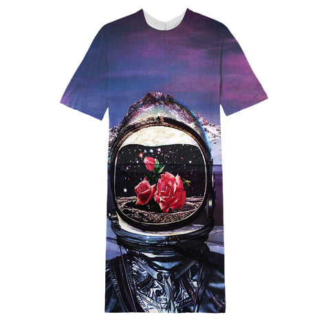 Astronaut long T-shirt