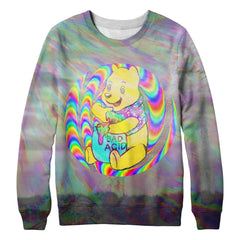 Bad acid sweatshirt