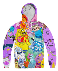 No.13 Adventure Time Hoodie