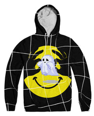 No.14 Cartoon Ghost hoodie