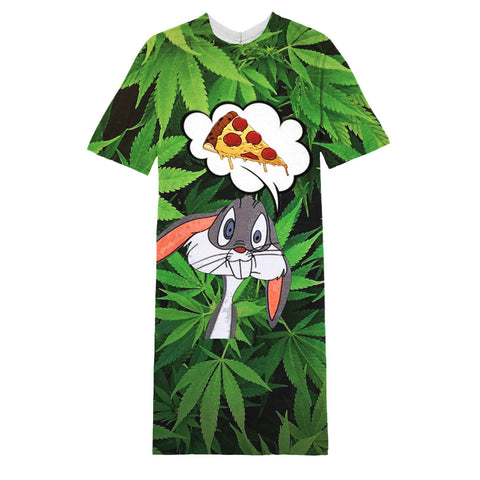 Bugs bunny long T-shirt