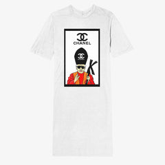 Chanel long T-shirt