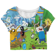 Adventure time  top
