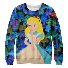 Alice sweatshirt