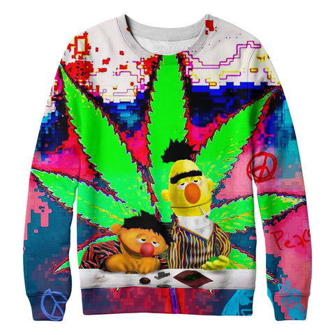 Bert and Ernie sweatshirt