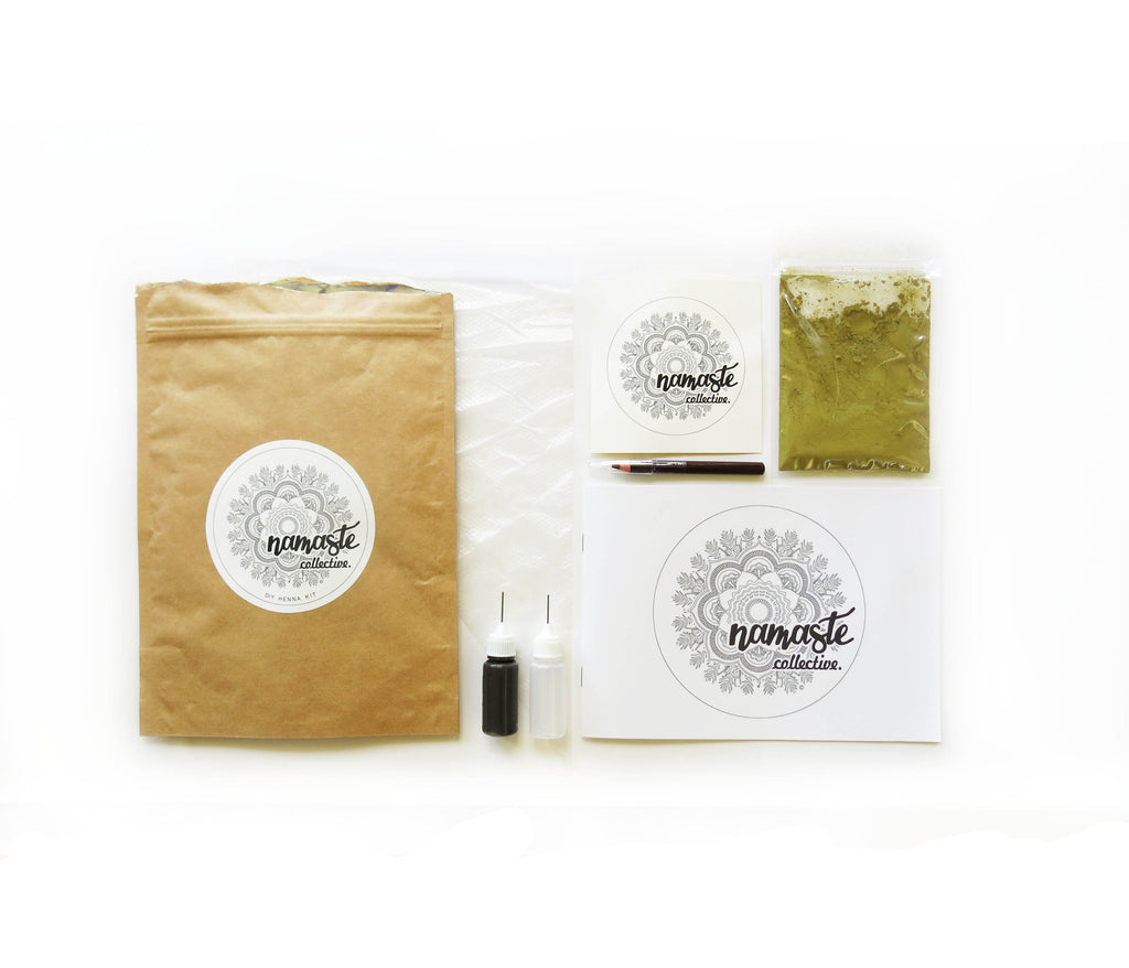 Henna Kit - Namaste Collective - 2