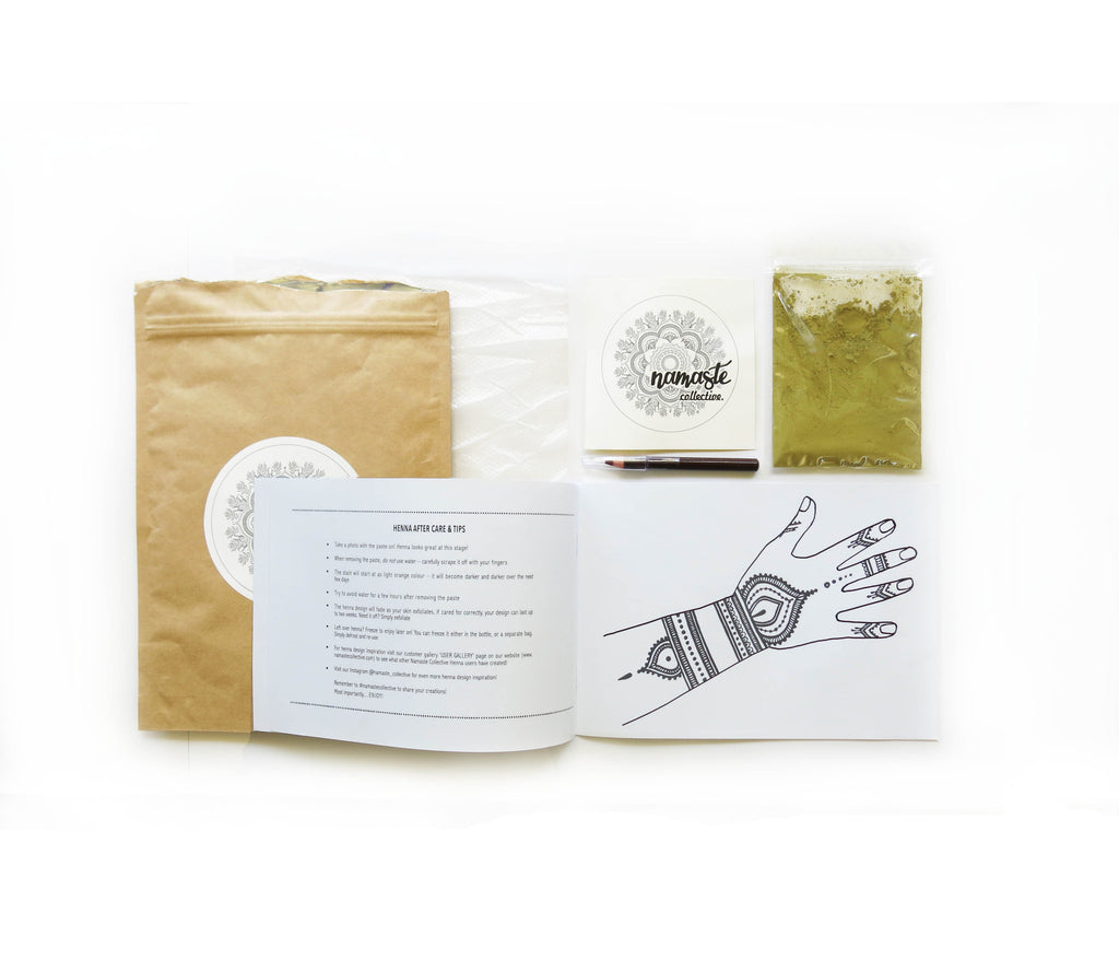 Henna Kit - Namaste Collective - 3