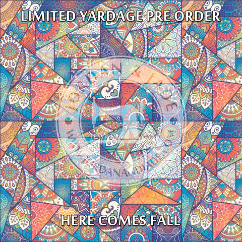 Here Comes Fall - Pre Order