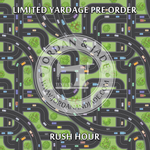 Rush Hour - Pre Order