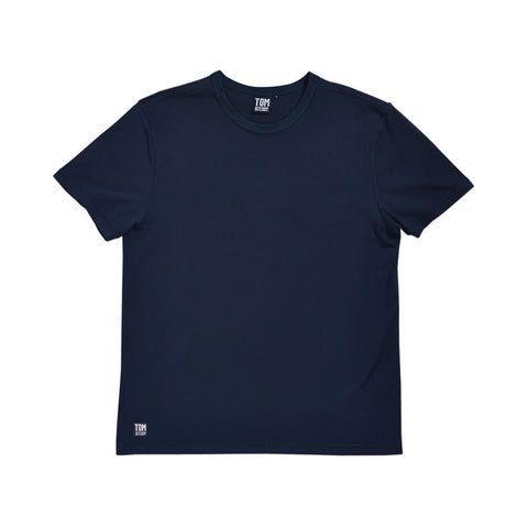 Solid Deep Blue S/Sleeve