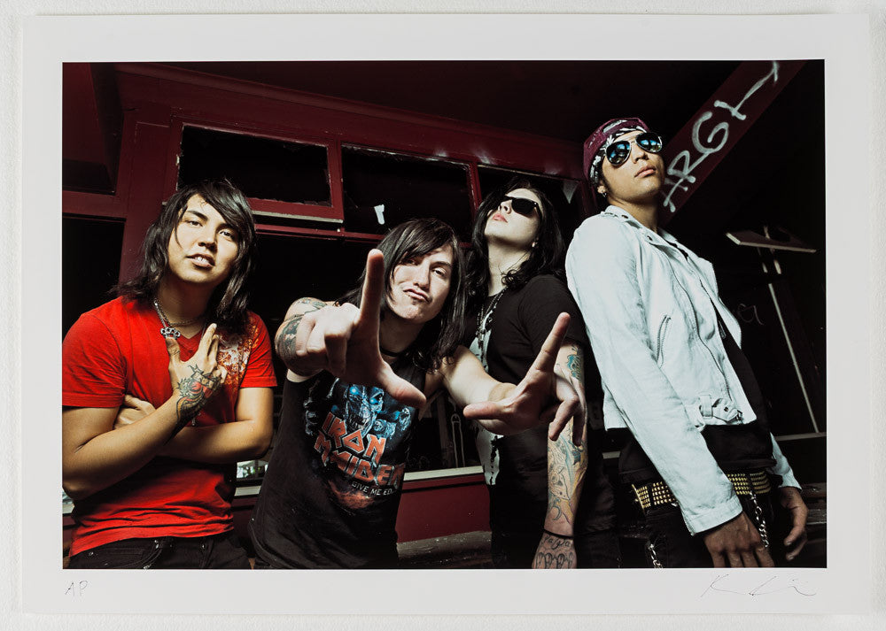 Escape The Fate 2010
