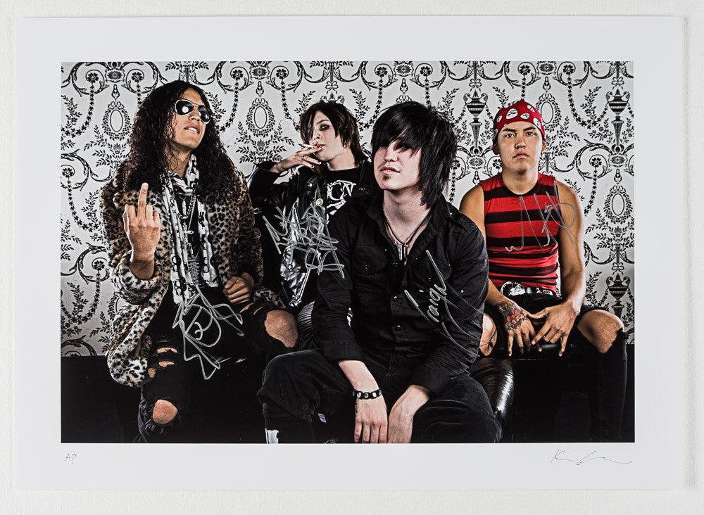 Escape The Fate 2008