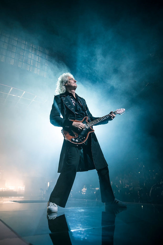 Brian May 2018 A2 Limited Edition Print