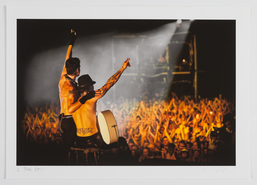 Janes Addiction A2 Print