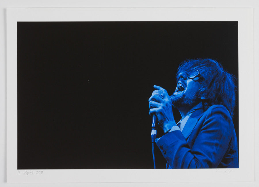 Jarvis Cocker A2 Print