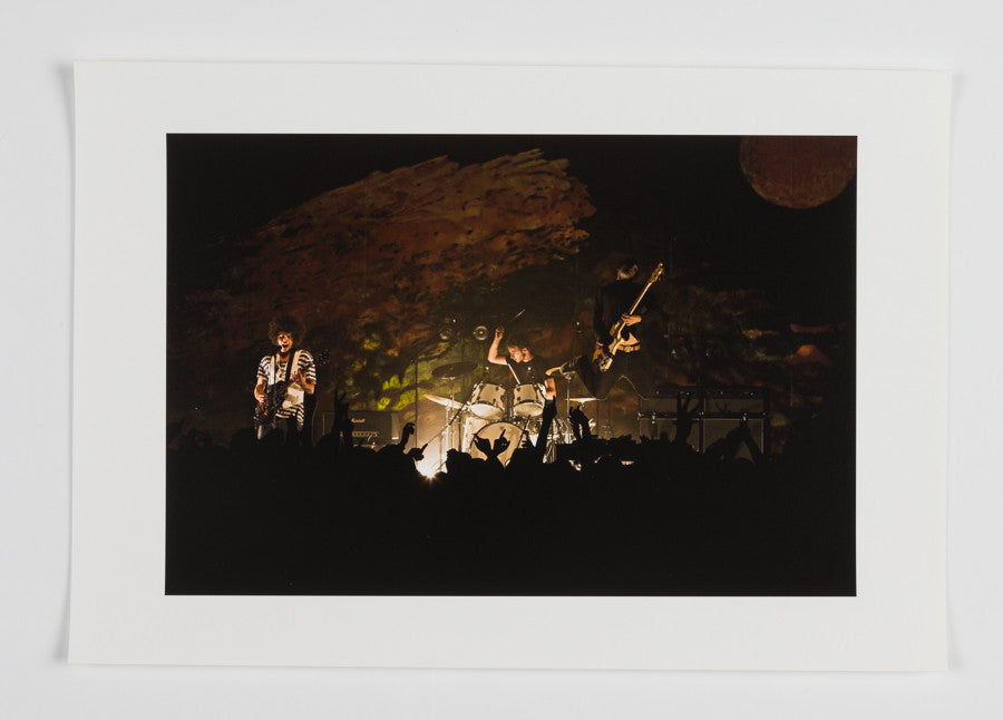 Wolfmother A3+ Ex Folio Print
