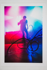Ian Kenny Autographed Karnivool A2 Limited Edition