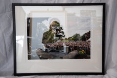 Dillinger Escape Plan A2 Print Framed