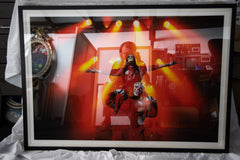 Slipknot 30 x 44 inch Print Framed