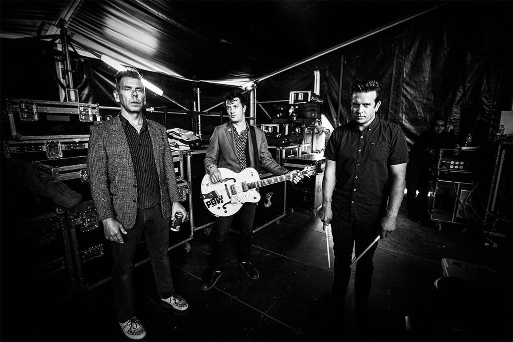 The Living End 2015 A2 Limited Edition Print