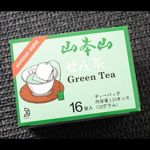 YMY GREEN TEA T-BAG