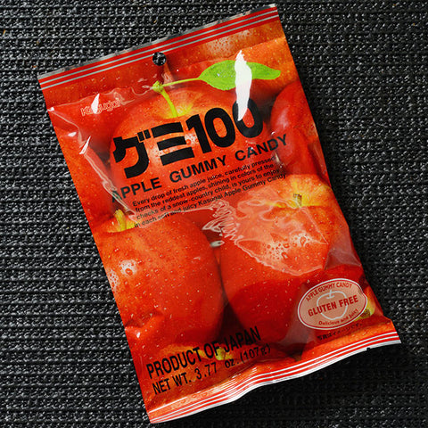 KASUGAI APPLE GUMMY
