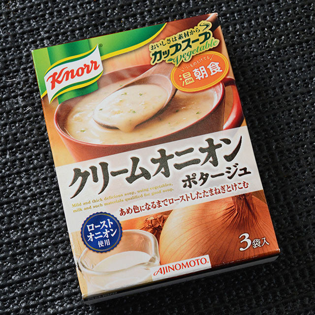KNORR CREAM ONION SOUP