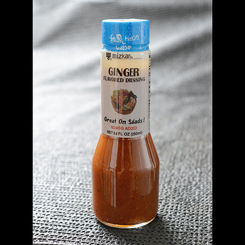 MIZKAN GINGER DRESSING