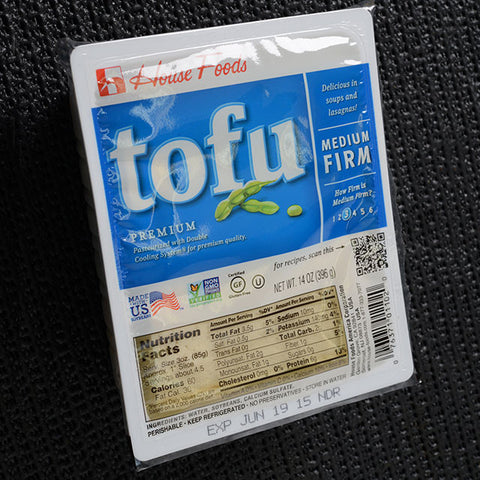 HOUSE MEDIUM FIRM TOFU