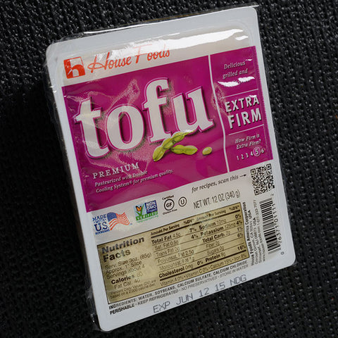 HOUSE EXTRA FIRM TOFU