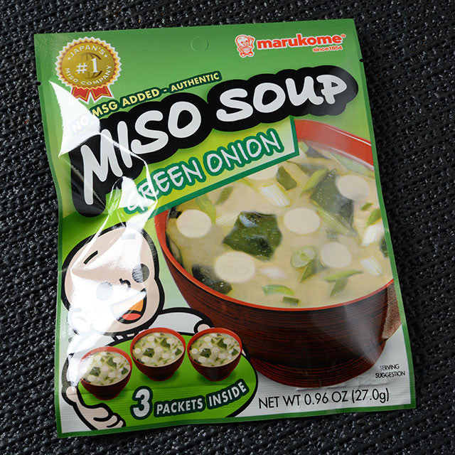MARUKOME GREEN ONION MISO SOUP
