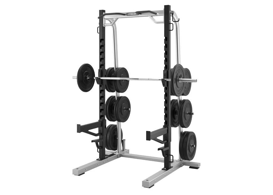 Precor Discovery Series Half Rack