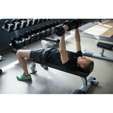 Precor Discovery Series Flat Bench