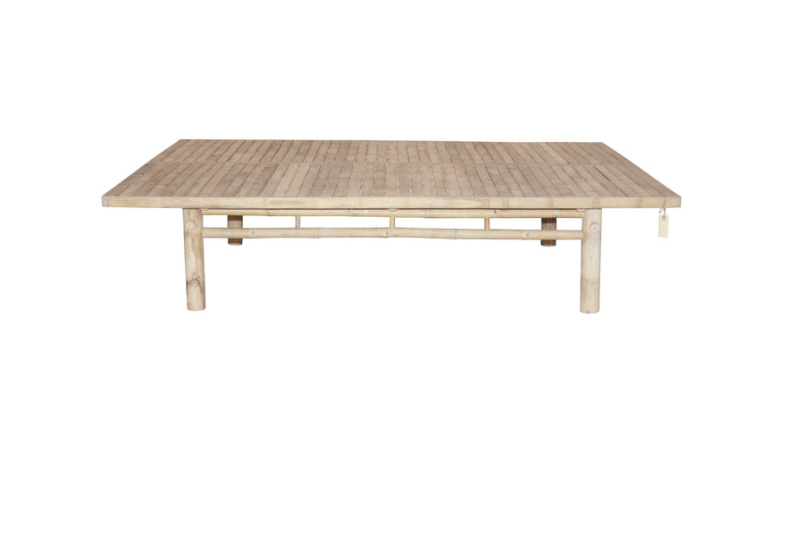 Bambus coffee table 200LX200BX45H