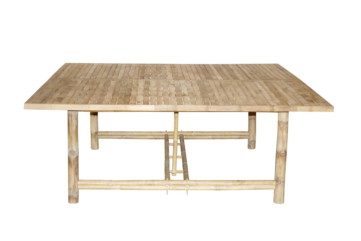Bamboo Dining table 200x200