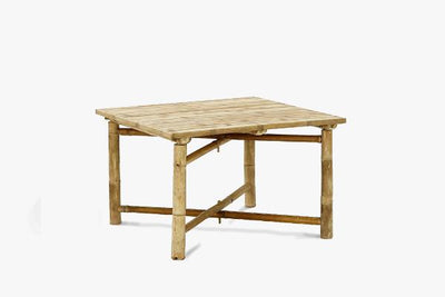 Bambus Coffee table 70LX70BX45H
