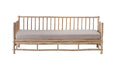 Cover for Bamboo daybed sofa - SWEET NOUGAT