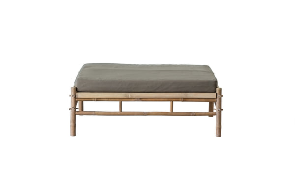 Covers Ottoman - SWEET OLIVE