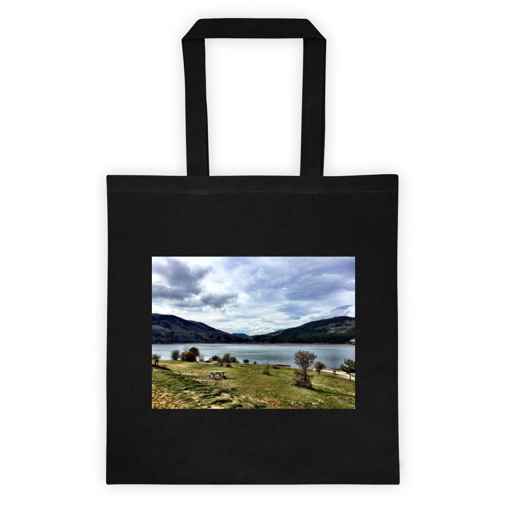 Tranquility Canvas Tote Bag