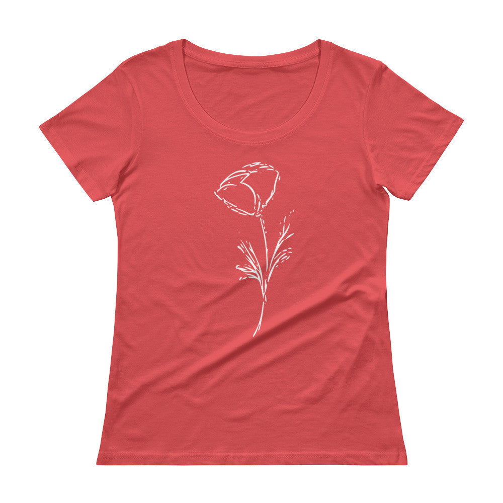 Solo Ladies' Scoopneck T-Shirt