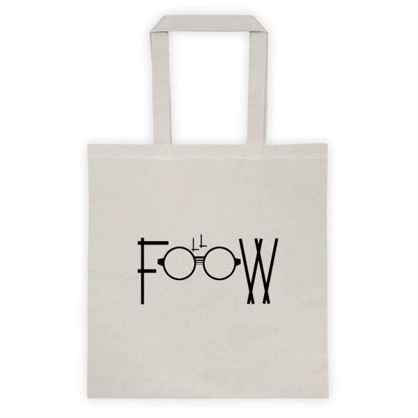 Follow Tote Bag 6 oz