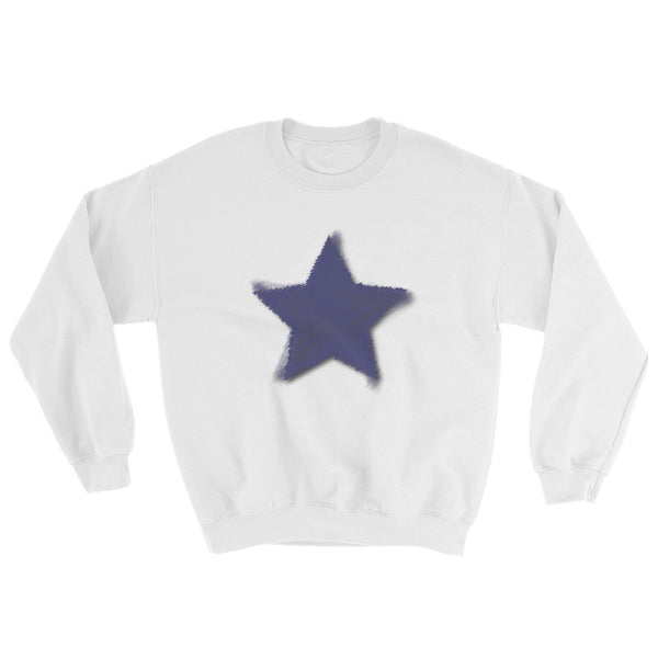 Blue Star Challenger Sweatshirt