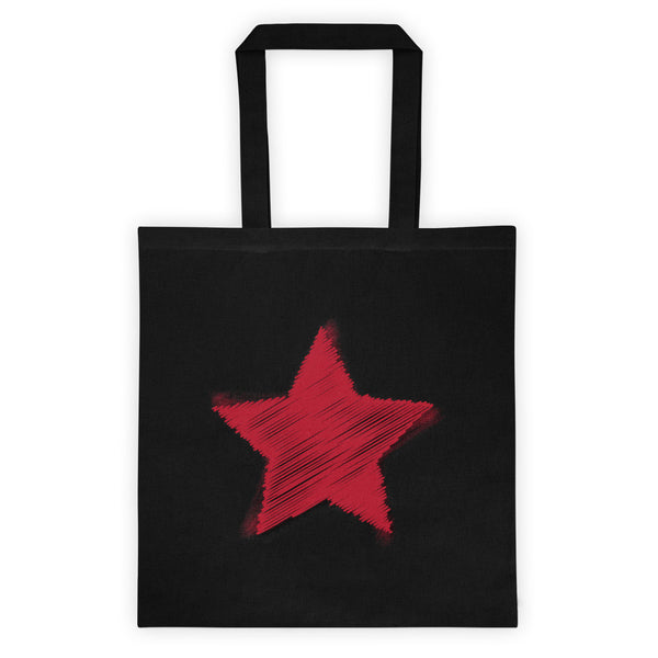 Red Star Challenger Tote Bag