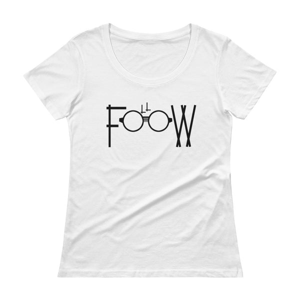 Follow Ladies' Scoopneck T-Shirt
