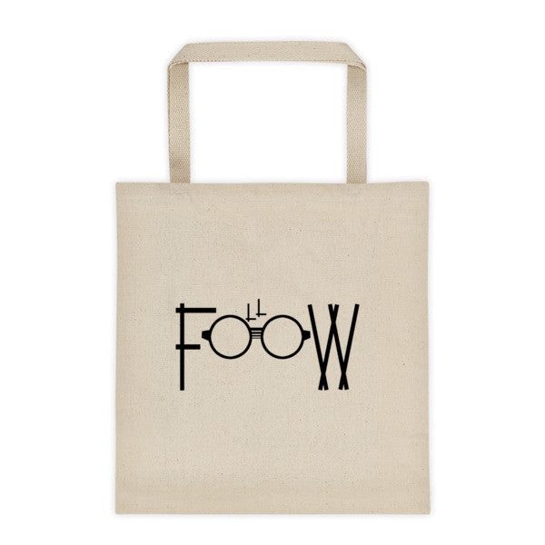 Follow Tote Bag 12oz